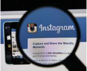 Instagram durch die Lupe