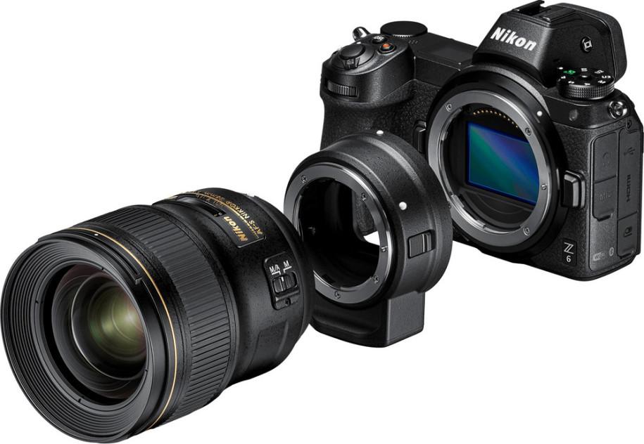 Test: Nikon Z6 - onlinepc ch