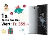 Am 24. Dezember ein Sony Xperia XA2 Plus gewinnen