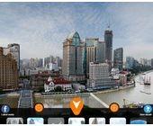 Shanghai entdecken auf 25 Milliarden Pixeln