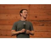 Mark Zuckerberg will über Technologie diskutieren