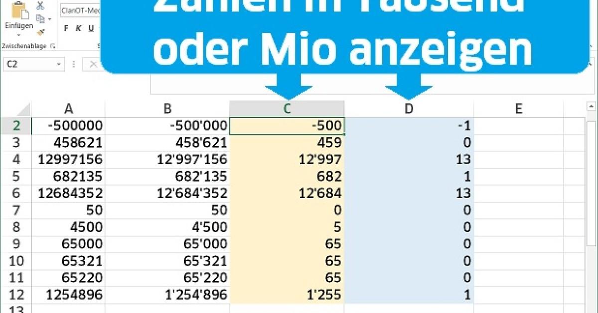 Excel-Zahlen-in-Tausend-oder-Mio-anzeigen