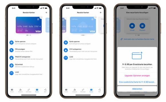 Visa Karte Sicherheitscode.Revolut Die Banking App Im Ausfuhrlichen Test Onlinepc Ch