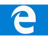 Microsoft Edge Browser Logo