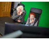 Computerspiele machen Rentner zum Netz-Hit