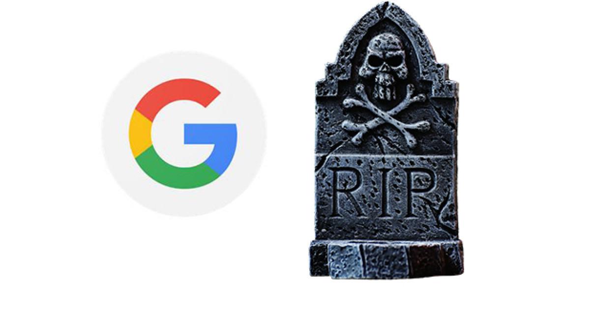 RIP: Diese Dienste beerdigt Google im März - onlinepc ch