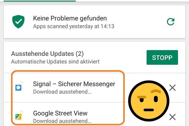 Android Apps Werden Nicht Installiert