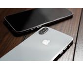 Apple-Logi auf dem iPhone XS
