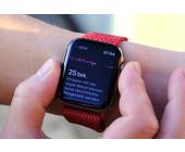 Die Apple Watch kann jetzt auch in der Schweiz EKG