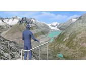 Eine virtuelle Reise in die Alpen der Zukunft