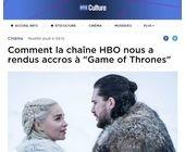 Kostenloeses Game of Thrones 8 beim Schweizer Fernsehen nur auf Französisch und Englisch