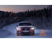 Volvo mit Cloud-Sicherheitssystem