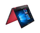 Lifebook-U939X red edition