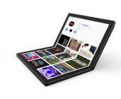 Lenovo faltbares Notebook