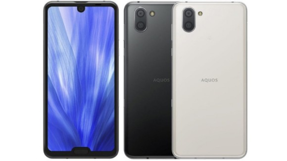 Das Sharp Aquos R3