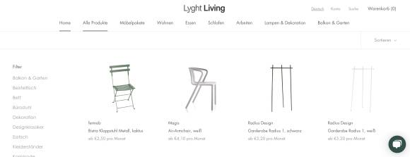 Start-up Lyght-Living
