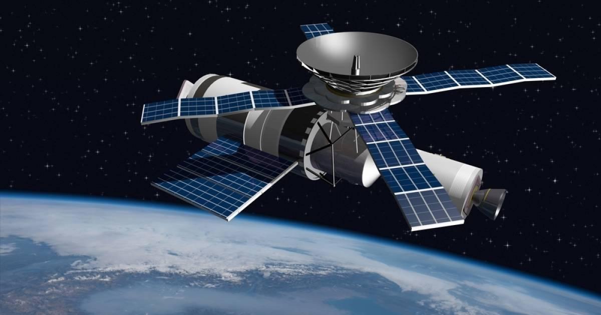 Satelliten Internet Weltweit