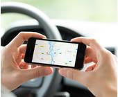 Google Maps auf dem Smartphone