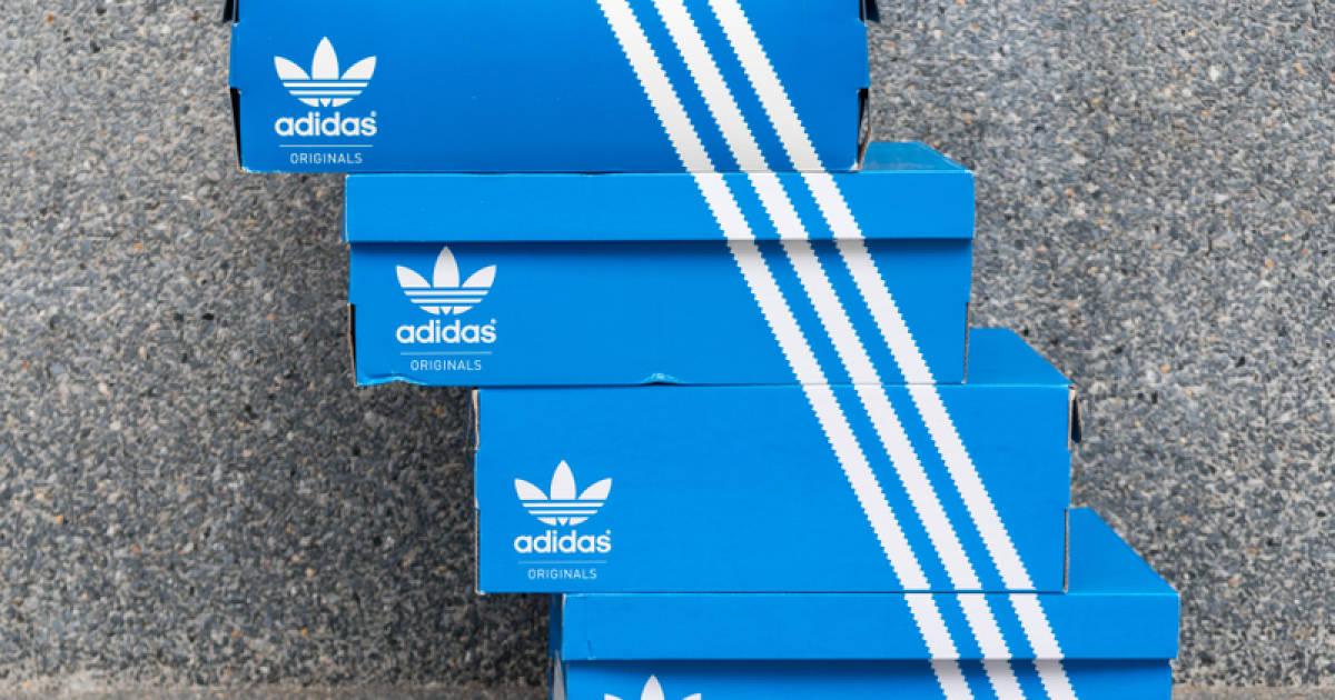 Zalando liefert jetzt Adidas Pakete
