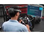 HoloLens 2 Beispiel für Anteilung