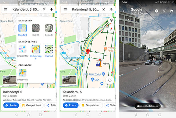 Google Maps Streetview Layer Fur Android Onlinepc Ch