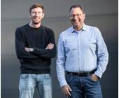 Martin Stolzenberger und Markus Kasperbauer