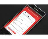 Todoist auf Smartphione-Bildschirm