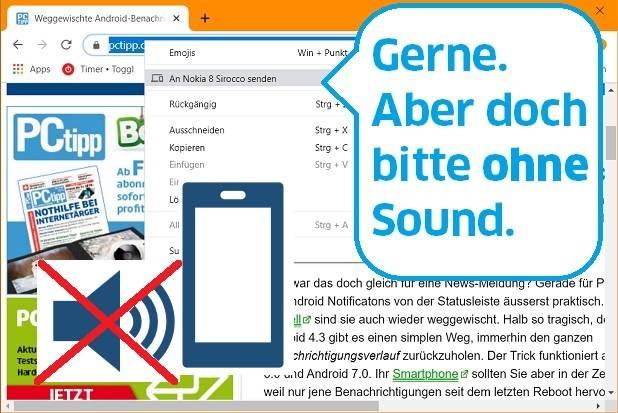 Kein Sound Bei Google Chrome