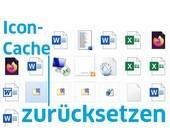 Icon-Cache zurücksetzen