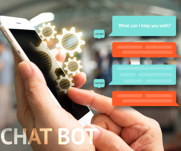 Chatbot smartphone