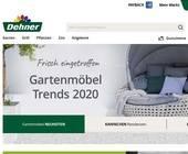 Webshop von Dehner
