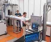 ETH-Quantenverbindung im Labor von Andreas Wallraff