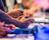 Zentrales Thema der Gamescom wird die neue Konsolengeneration sein