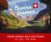 Swiss Game Sale auf Steam