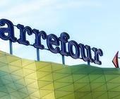 Carrefour französischer Supemarkt Logo
