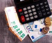Euro und Taschenrechner
