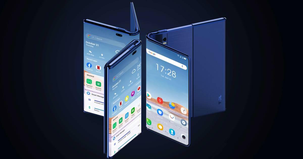 TCL-zeigt-spannenden-Smartphone-Protoypen-mit-Flex-Display