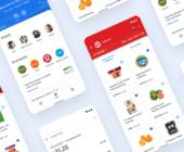 Google Pay App Screens