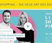 mirapodo-Live-Shopping