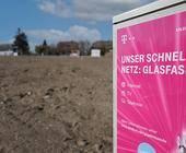 Der Glasfaserausbau bei der Deutschen Telekom schreitet voran