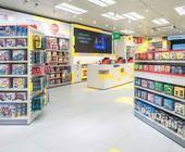 Brand Store in Stuttgart