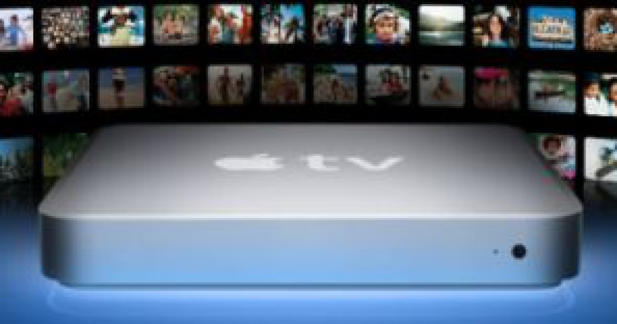 Apple TV kommt ins Wohnzimmer und in Schweiz onlinepc