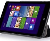 Bei Tablet-PCs geht der Trend zu kleineren 8-Zoll-Geräten. Bringt Microsoft bald eine kleine Version seines Windows-8-Tablets Surface auf den Markt? Eine erste Schutzhülle gibt es bereits.