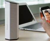 Der Soundblaster AXX 200 von Creative dient nicht nur als portabler Bluetooth-Speaker sondern kann auch als vollwertige externe Soundkarte am PC oder Laptop eingesetzt werden.