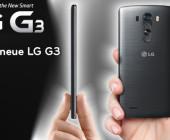 Gestern hat LG sein Smartphone-Flaggschiff G3 offiziell vorgestellt. com! war vor Ort und konnte sich bereits einen ersten Eindruck von dem Gerät machen, das in zwei Varianten auf den Markt kommt.