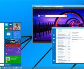 Windows 9, das im Frühjahr 2015 erscheinen könnte, soll ein klassisches Startmenü und den Desktop zurückbringen. Das Update 2 für Windows 8.1 bringt hingegen nur kleinere Neuerungen.