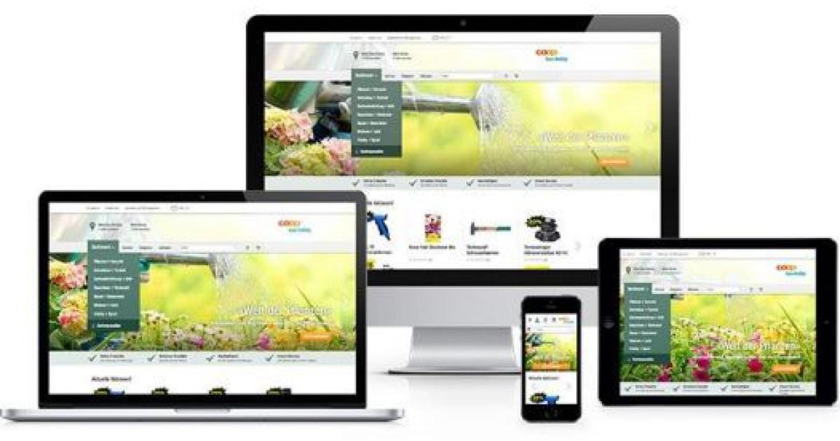 coop bau hobby online auftritt neu mit onlineshop. Black Bedroom Furniture Sets. Home Design Ideas