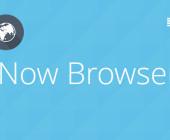 Schnell, schlank, schick - Der Now Browser für Android will die Browser-Paradedisziplinen in sich vereinen und Chrome & Co. in den Schatten stellen. com! zeigt, ob das ehrgeizige Vorhaben gelingt.