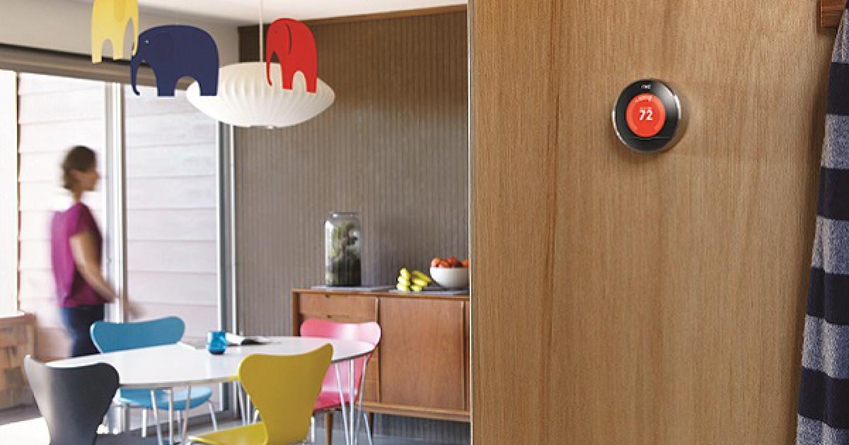 airbnb kooperiert mit nest. Black Bedroom Furniture Sets. Home Design Ideas