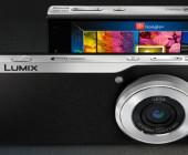 Mit der Lumix Smart Camera will Panasonic die Fotoqualität einer Premium-Kompaktkamera mit Funktionalität eines Smartphone. Als Betriebssystem kommt dabei Android 4.4 zum Einsatz.